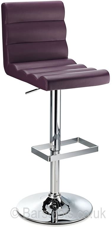 purple breakfast bar stools benito bar stool purple