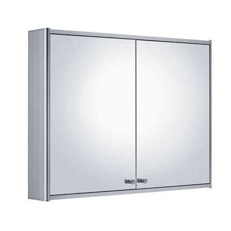 two door medicine cabinet whitehaus wh whcar 48 two sided mirrored door