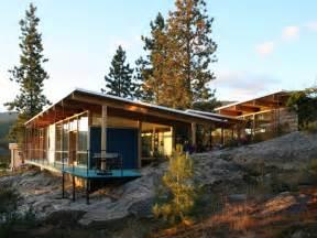 Modern mountain cabins designs mountain modern architecture
