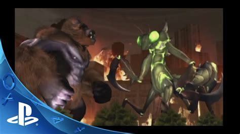video of monster playstation experience 2015 war of the monsters