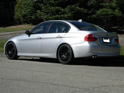 custom bmw 3 series 2007 bmw 328i low custom wheels