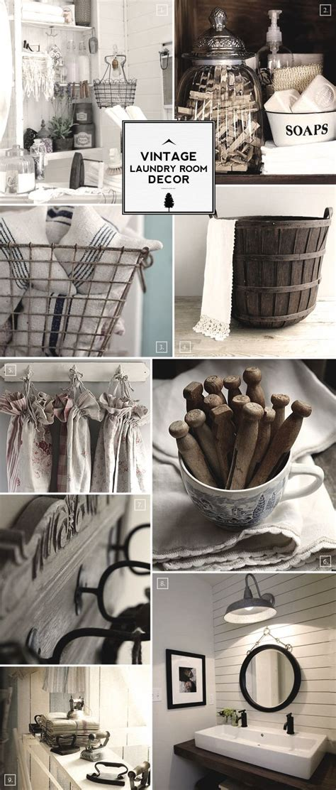 Laundry Room Accessories Decor 25 Best Ideas About Vintage Laundry Rooms On Pinterest Vintage Laundry Laundry Room