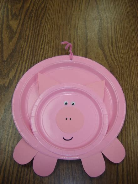 pig craft classroom ideas