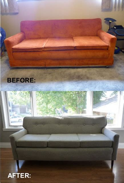 how to reupholster couch cushions remodelaholic 28 ways to bring new life to an old sofa