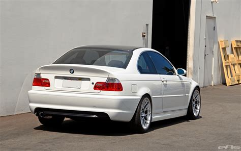 Bmw E46 330ci by Alpine White Bmw E46 330ci Tuning Build