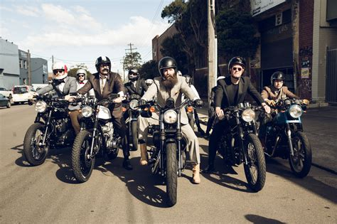 Kaos The Distinguished Gentlemans Ride the distinguished gentleman s ride greasy kulture
