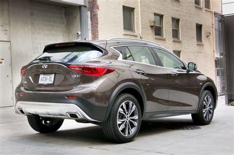 reviews on infiniti 2017 infiniti qx30 review drive news cars