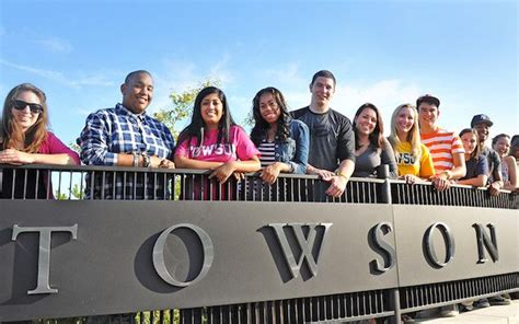 Towson Collehe Of Business Mba by Top 50 Best Value Colleges Ranking