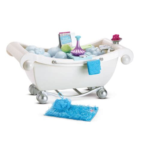 american girl bathtub an american girl blog doll furniture