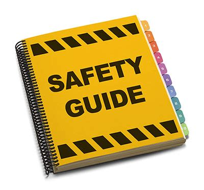 save lives save time save money with a written safety plan