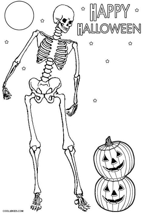 skeleton coloring page skeleton coloring pages to print sketch coloring page