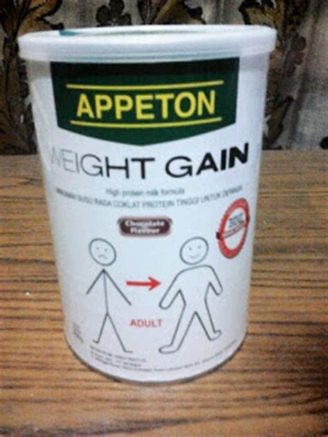 Appeton Height my episodes a target to gain weight