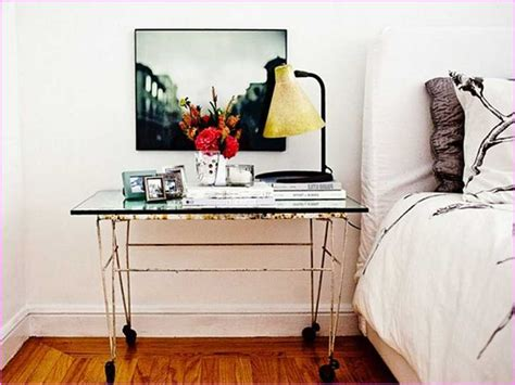 small bedside table ideas bedside table ideas for small space home design ideas