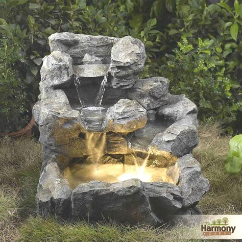 15 Great Lessons You Can Learn From Cheap Roy Home Design Fountains For Backyard