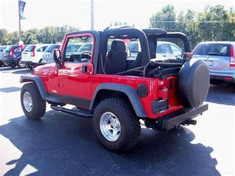 2005 Jeep Wrangler Transfer 2005 Jeep Wrangler Photos
