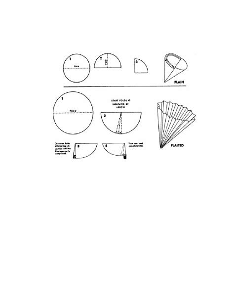 Folding Filter Paper - figure 1 7 two methods of folding filter paper