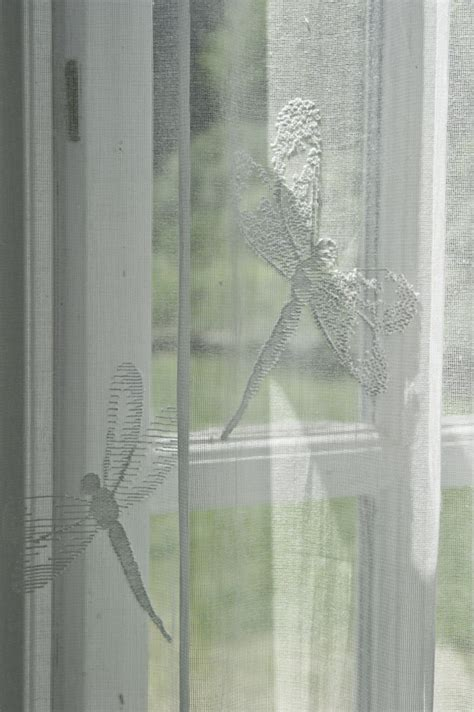 yardage for curtains damselfly madras lace curtain and yardage direct from