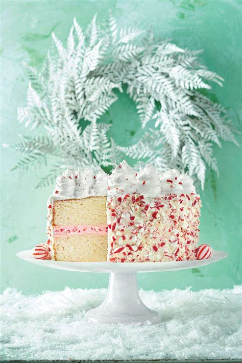 holiday cake ideas perfect   office christmas party southern living