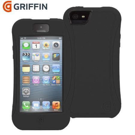 Griffin Survivor Iphone 5 5s Black Limited griffin survivor slim iphone 5s 5 tough black mobilezap australia