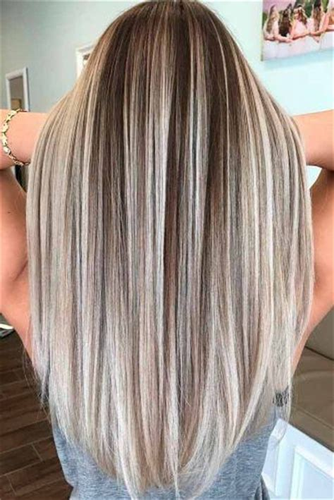 hairstyles blonde and brown streaks the 25 best blonde streaks ideas on pinterest