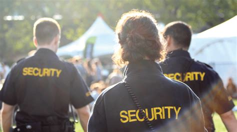 event security guard security guards companies