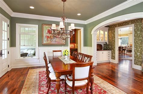 green dining rooms 12 red and green dining rooms for the holidays and beyond
