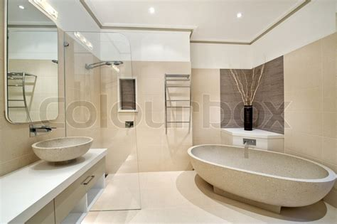 home interior bathroom mirror and sink stock photo image bathroom interior design home luxury mirror mosaic