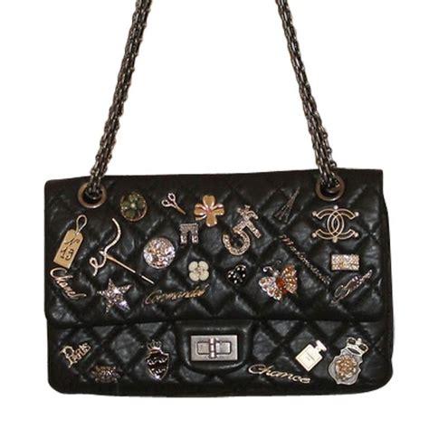 Lscgaa1008 Lucky Fashion Bag chanel black limited edition lucky charms handbag at 1stdibs