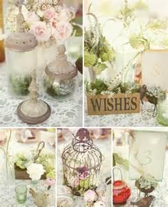 Vintage wedding decorations romantic decoration