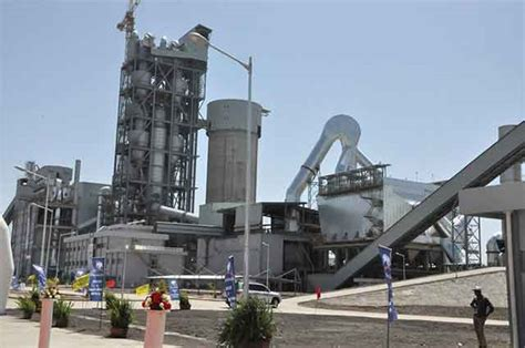 cement factory ethiopia inaugurates gigantic cement factory in oromia state