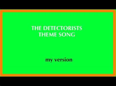 theme music detectorists the detectorists theme cover youtube