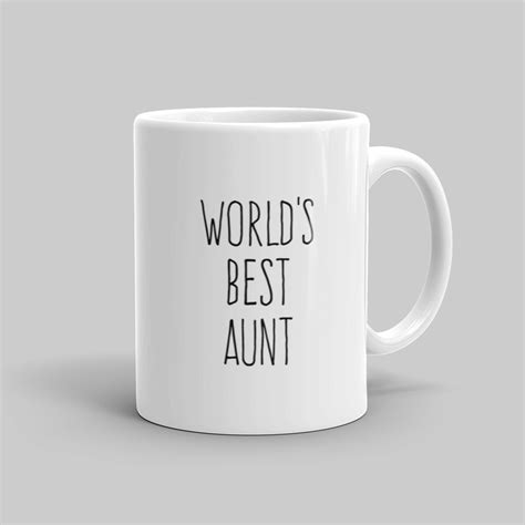 best mugs world s best aunt mug mutative mugs