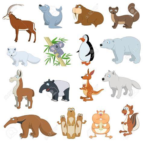 imagenes animales varios arctic animal clip art clipart