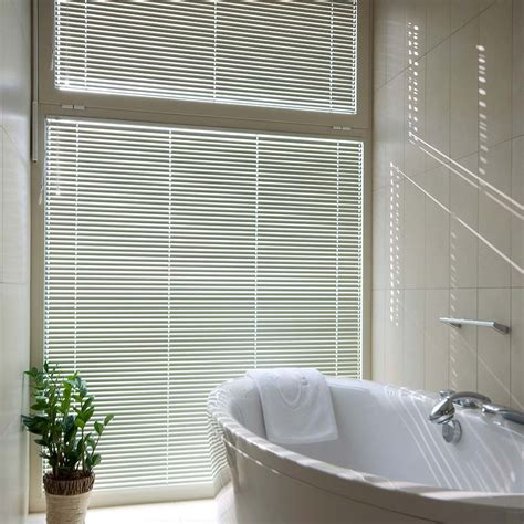 water resistant blinds for bathrooms ideas for bathroom window blinds and coverings
