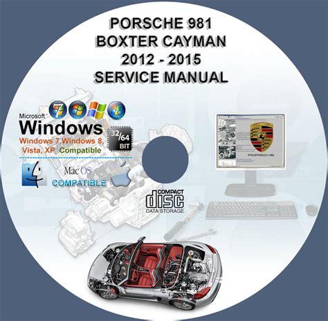 porsche boxster service manual service manual 2012 porsche boxster service manual free