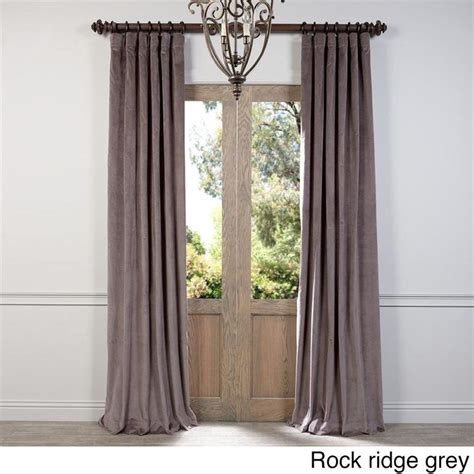 velvet curtains 108 length exclusive fabrics vintage cotton velvet 108 inch length