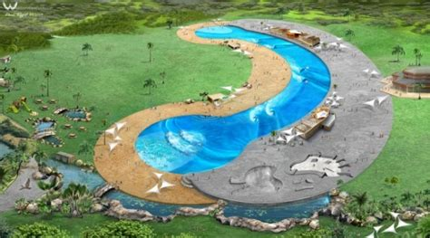 backyard wave pool the state of artificial waves the inertia surf park