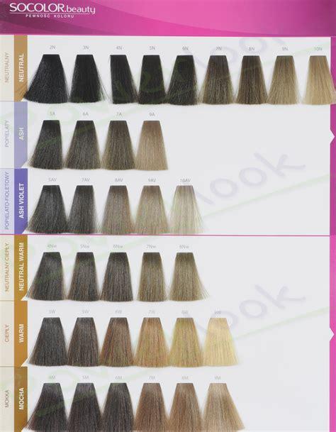 matrix socolor color chart the gallery for gt matrix color chart book