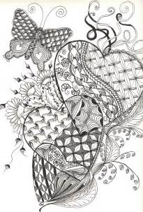 free coloring pages zentangle animals