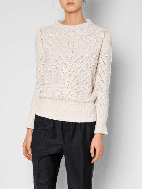 Trouvé Abstract Pattern Sweater | trouva aiayu amaru knit