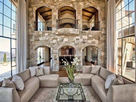 Mediterranean Style Home by Mediterranean Style Home Features A Luxury Design
