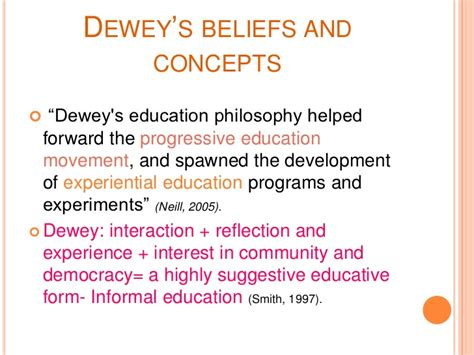 the new education a review of progressive educational movements of the day classic reprint books dewey powerpoint