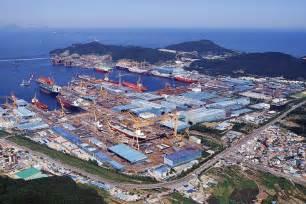 Daewoo Shipbuilding Second Romania Daewoo Shipbuilding