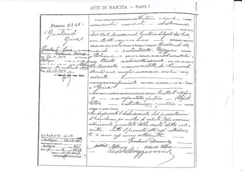 comune di bologna ufficio matrimoni gli atti dello stato civile ricerche anagrafiche e