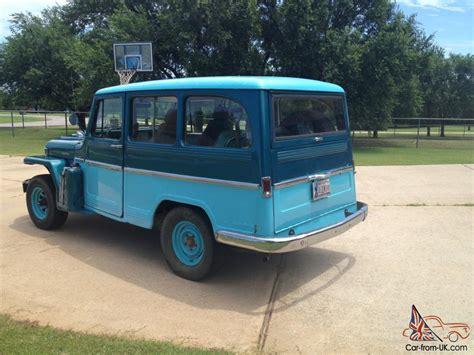 4x4 station wagon 1961 willys station wagon 4x4