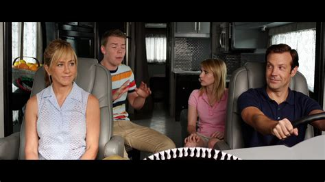 meet trailer we re the millers official trailer hd