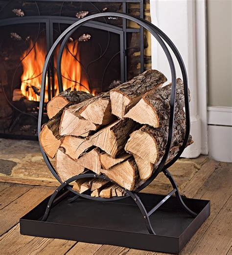 Hearthside Wood Rack by Wood Rack For The Hearth Whatcha Think Hearth