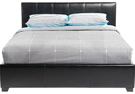 Rooms To Go Headboards by Belfair Black 3 Pc Bed Beds Black