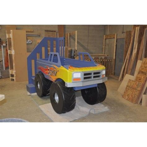 monster truck beds 17 best images about kids bed idea on pinterest