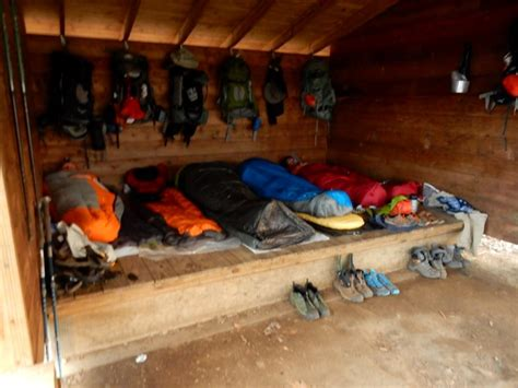 shelters in nc an appalachian trail thru hike by the numbers mainetoday